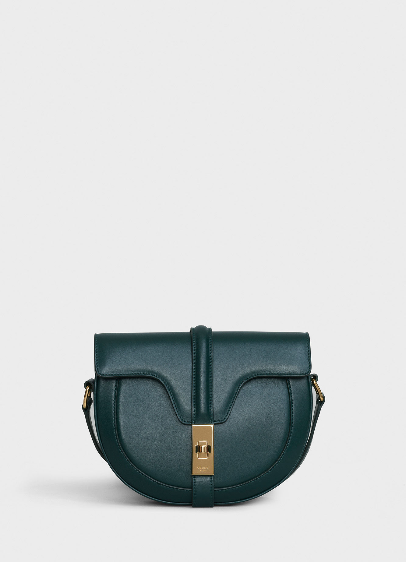 celine  SMALL BESACE 16 BAG IN SATINATED CALFSKIN