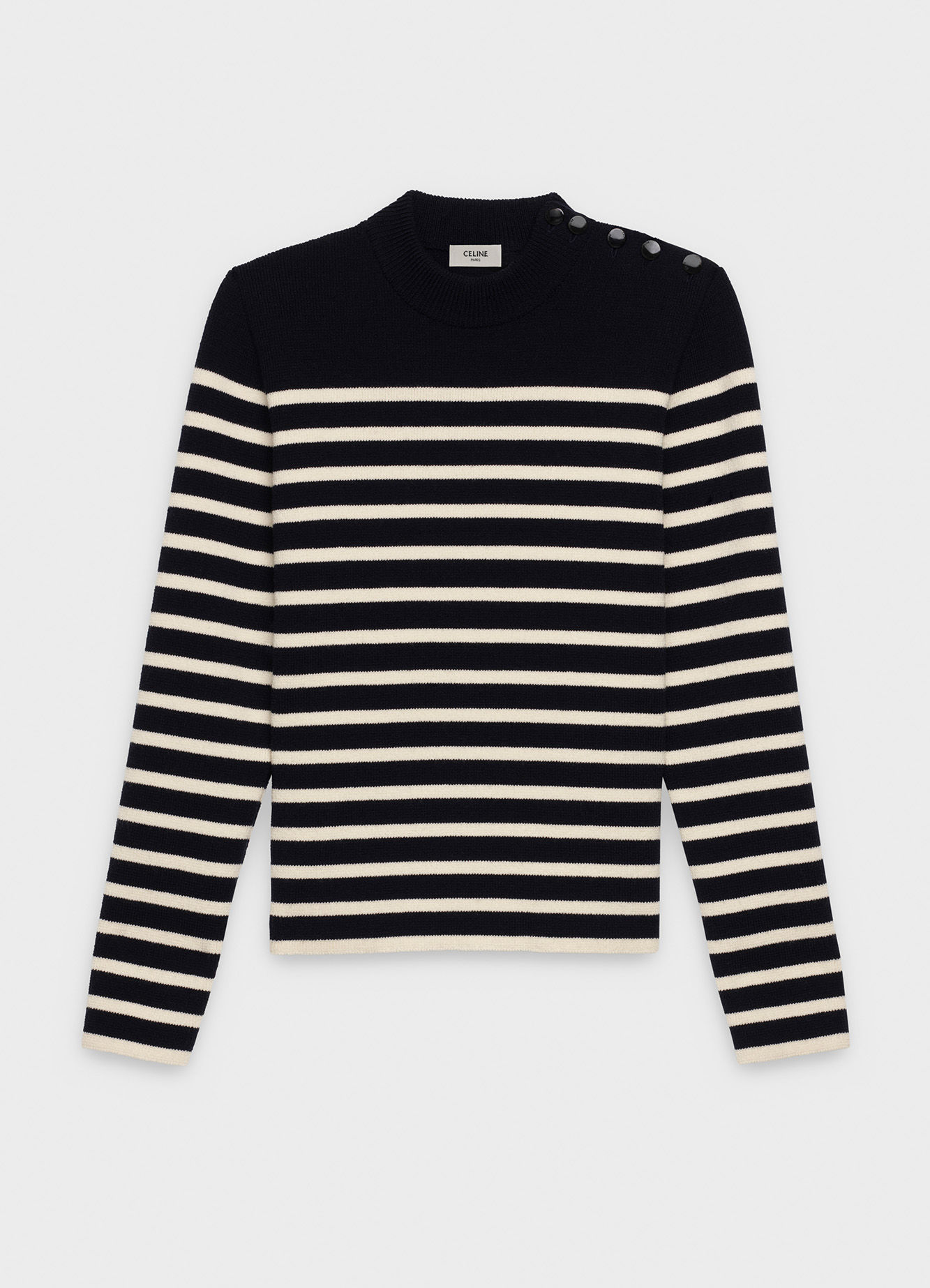 CELINE 'MARIN' SWEATER IN WOOL