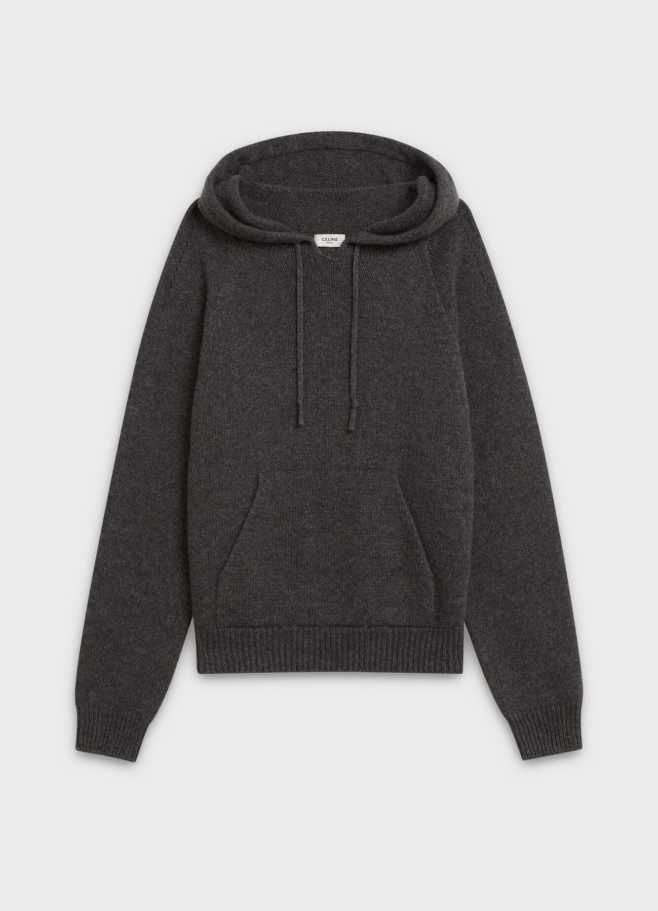 CELINE HOODED SWEATER IN CASHMERE